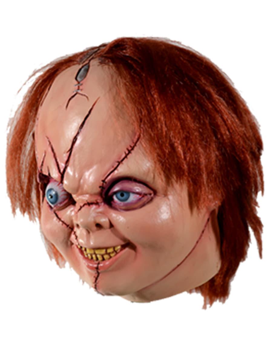 M 225 Scara De Chucky La Novia De Chucky Para Adulto Comprar