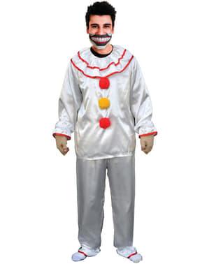 Възрастен Twisty на клоун американски ужас история костюм