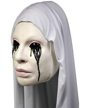 Azylová maska pre dospelých Biele mníšky Amerického hororu