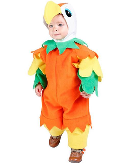 Kostium papużka dla dziecka