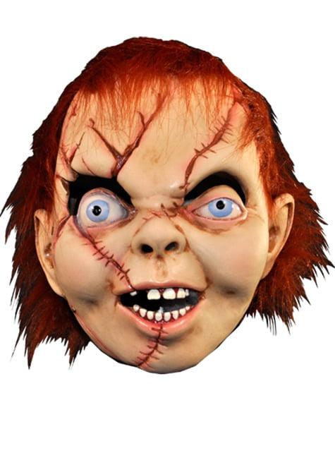 Máscara de Chucky para adulto - para tu disfraz
