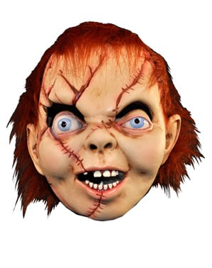 Maschera da Chucky per adulto
