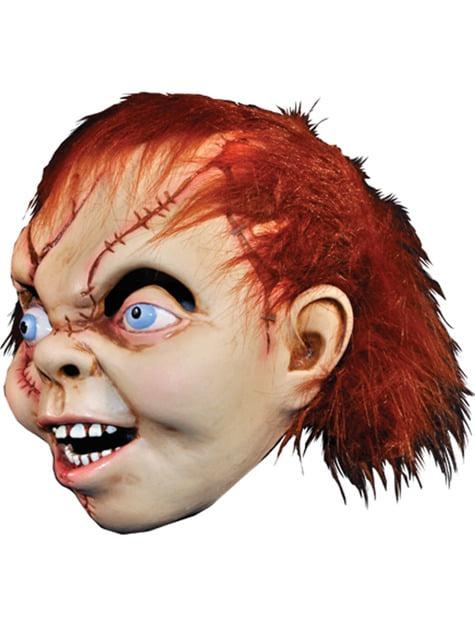 Máscara de Chucky para adulto - original