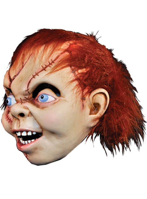Masque Chucky adulte