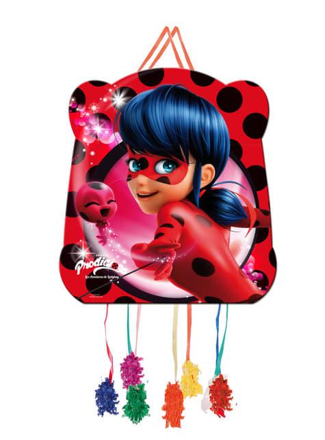 Miraculous: Ladybug og Cat Noir på eventyr piñata