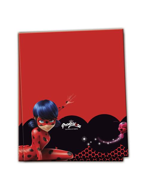 Toalha de mesa As aventuras de Ladybug