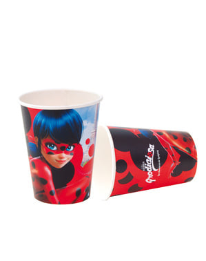 8 Tales of Ladybug Cups - Miraculous