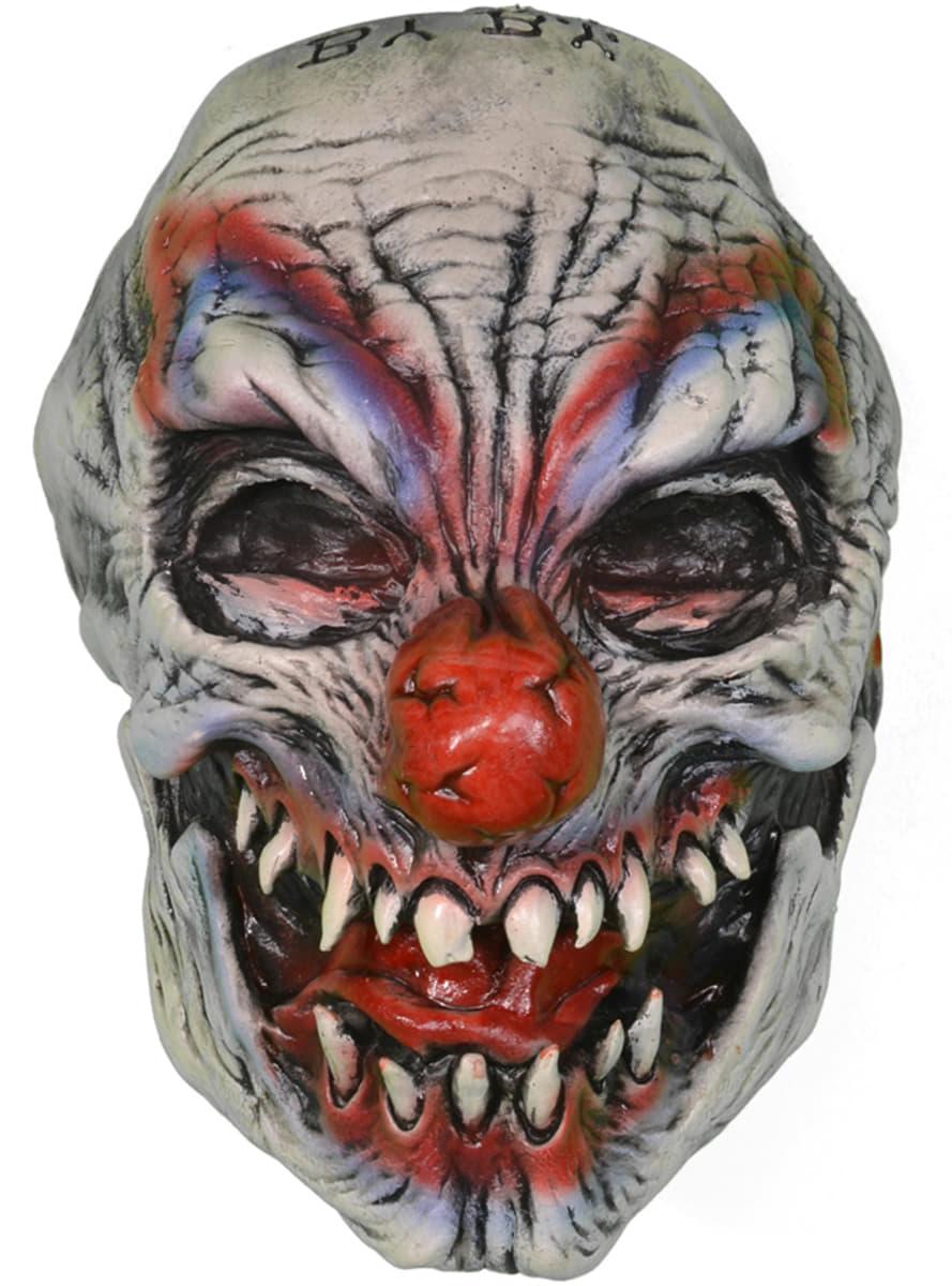 dekoration makaberer clown f r w nde f r halloween funidelia. Black Bedroom Furniture Sets. Home Design Ideas