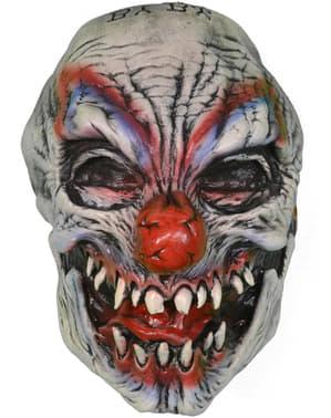 Dekoration makaberer Clown für Wände