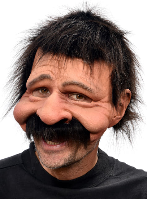 Adult's Uncle Bobby Mask