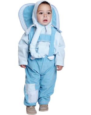 Costume da elefantino bebè
