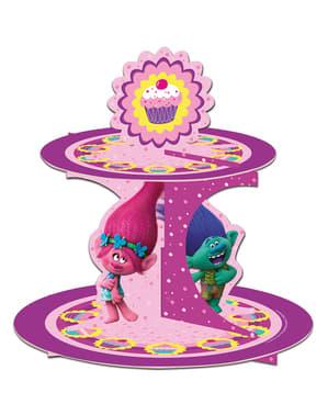 Trolls cake stand