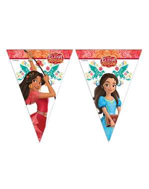 Banderines Elena de Avalor