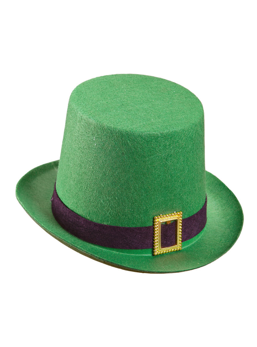 Adult's Leprechaun hat. Buy on Funidelia at the best price!