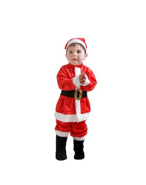 Maskeraddräkt Jultomte för bebis