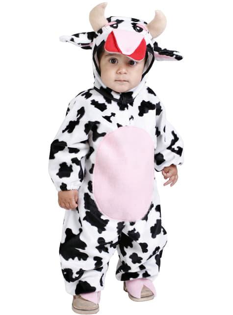 Costum de văcuță bebeluș