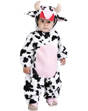 Déguisement de vache bébé