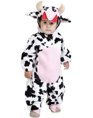 Little Cow Baby Costume