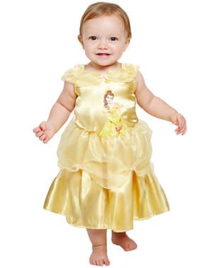 Бебешката красота от красотата и костюма на звяра