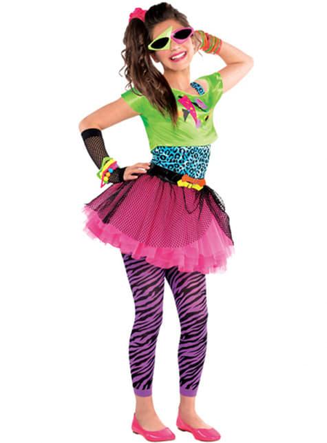 80'er kostume til teenagere