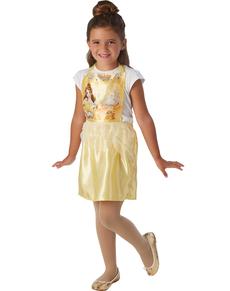 Kit costume da Belle economico per bambina
