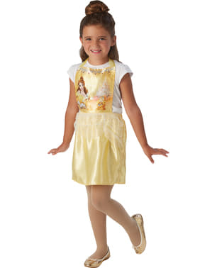 Dívčí kostým Belle levný