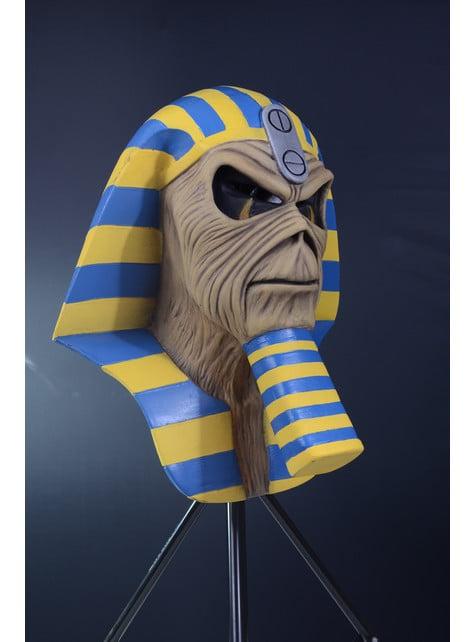 Máscara de Powerslave faraón Iron Maiden para adulto - para tu disfraz