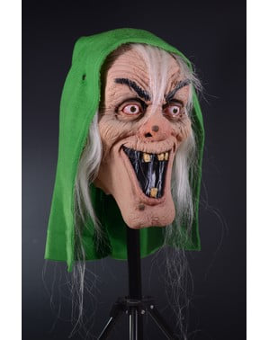 Adult's The Chamber of Horrors Keeper Tales from the Crypt Mask