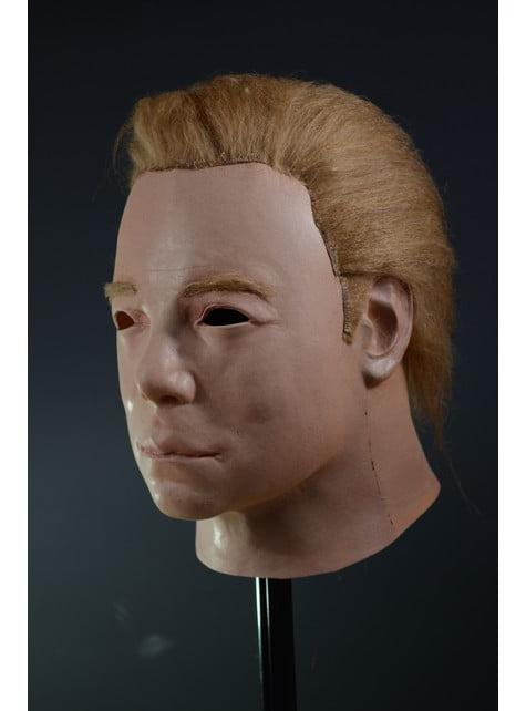Máscara de Kirk 1975 Star Trek de látex para adulto - original