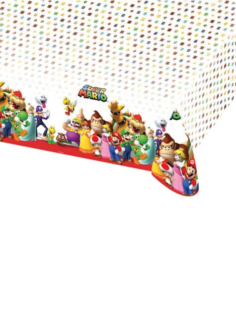 Toalha de mesa de Super Mario Bros