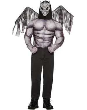 Чоловічий костюм горгульї