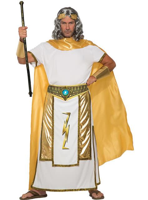 Déguisement Dieu Zeus homme