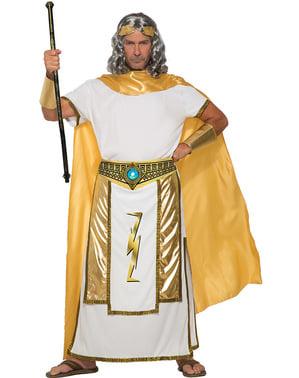 Costume da Zeus per uomo