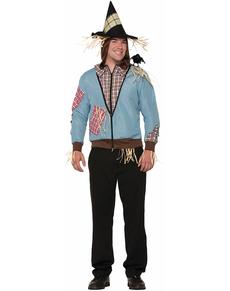 Disfraz de espantapájaros para adulto