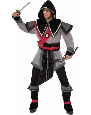 Assassin's Creed kriger kostume