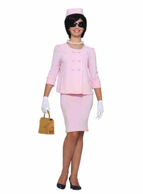 Disfraz de Jackie primera dama para mujer