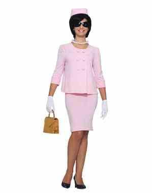 First Lady Jackie Kostuum voor vrouw