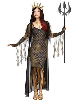 Woman's Imposing Medusa Costume