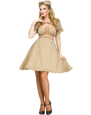 Woman's 50s Armada Girl Costume