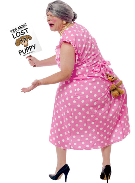 Adult's Where's My Puppy Costume