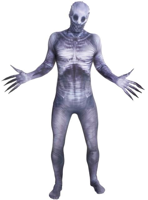 Disfraz de The Rake El Rastrillo Morphsuits para adulto