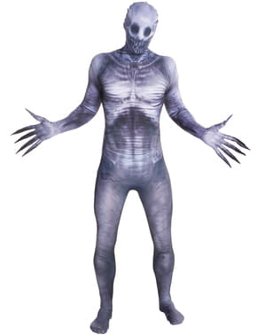 Adult's The Rake Morphsuit Costume