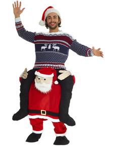 52ce1b05854b7a Adultu0027s Father Christmas Is Taking Me To ... Classu003d  Truncate_ellipsis U003e... The North Pole Carry Me Costum Sc 1 St Funidelia