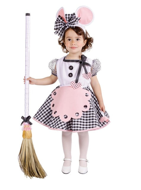 Tea Mouse Girl Costume