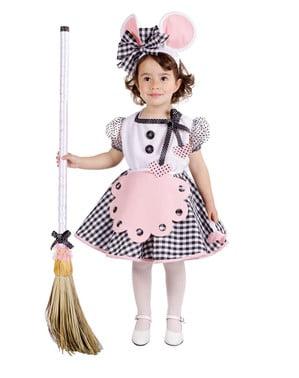 Ondeugend muisje Kostuum voor meisjes