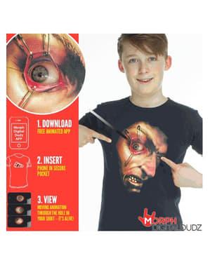Camiseta de operación ocular extrema infantil