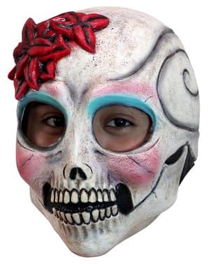 Máscara de La Señorita Catrina para mujer