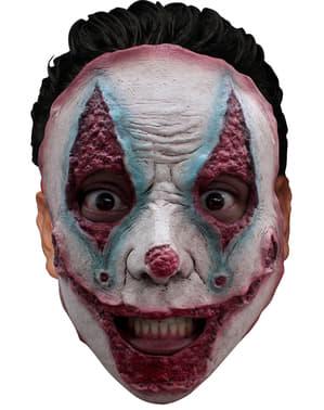 Seriemorder klovn maske til voksne