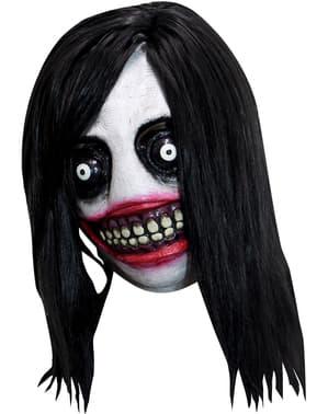 Máscara de Jeff The Killer para adulto