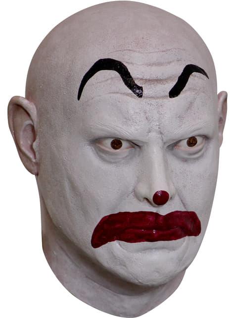 Máscara de payaso Machete para adulto